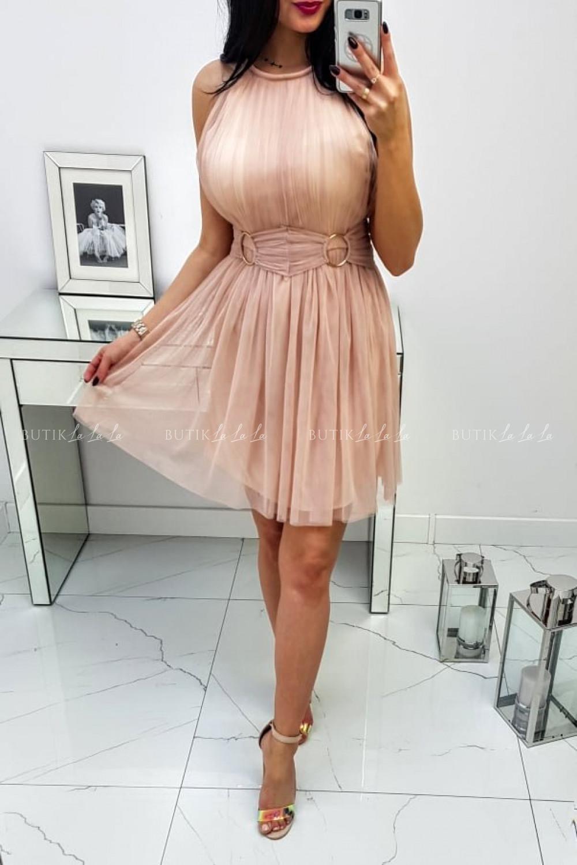 Sukienka Socy Nude - butiklalala.pl