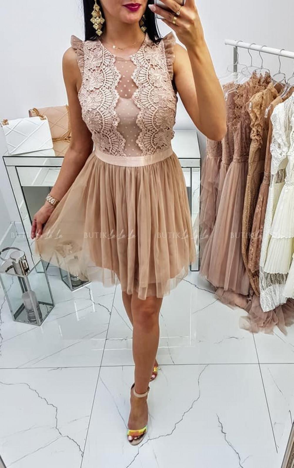 Sukienka Socy Black - butiklalala.pl
