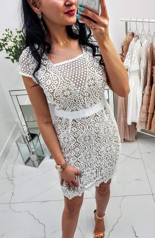 Sukienka Laura White