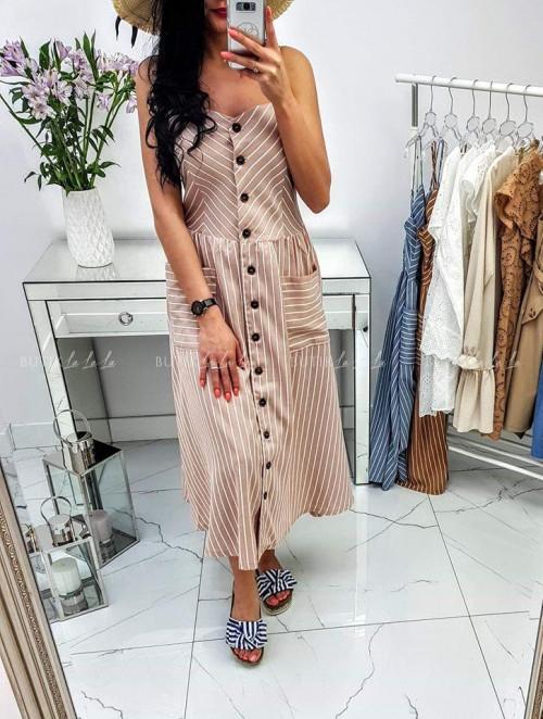 Sukienka Mimi Nude