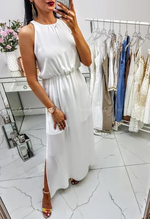 Sukienka Vivian White