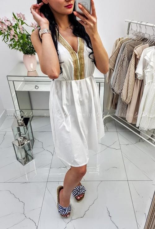 Sukienka Ciminy White