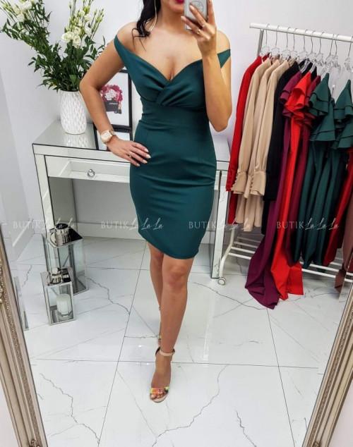 Sukienka Zielona Inga