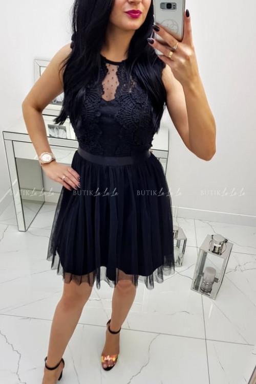 Sukienka Liamo Black