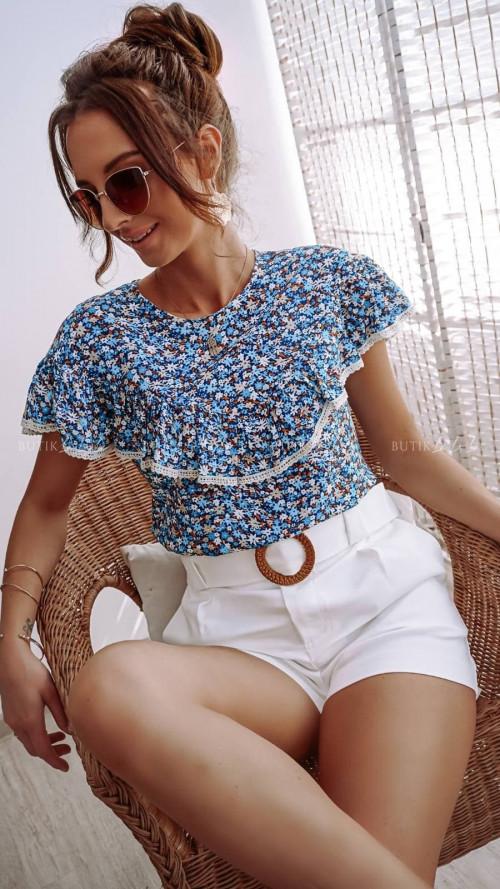 Bluzka w kwiatki Jasmine