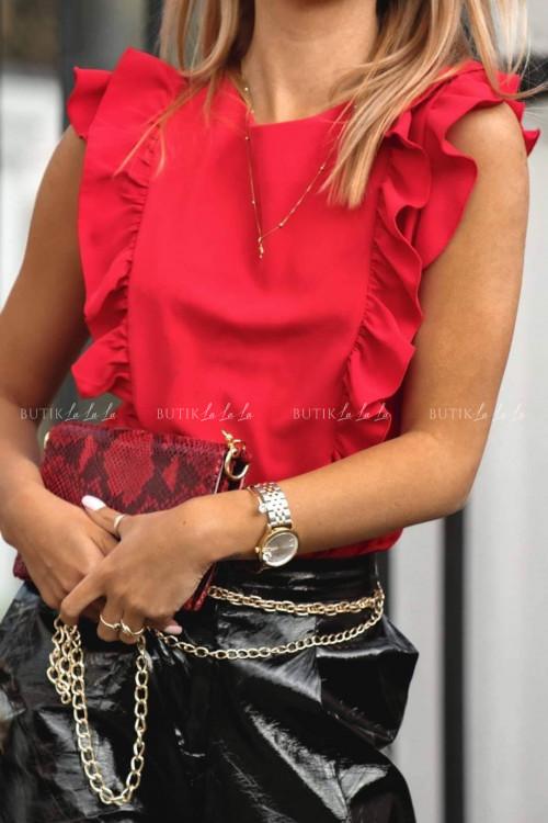 Bluzka Czerwona Nanu
