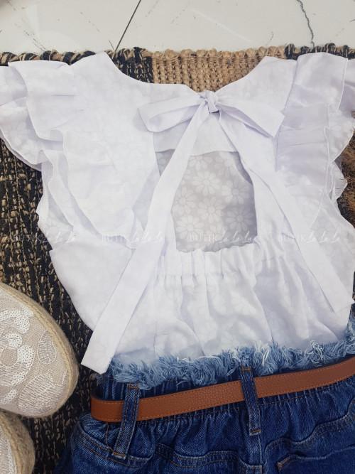 Bluzka biała Rica
