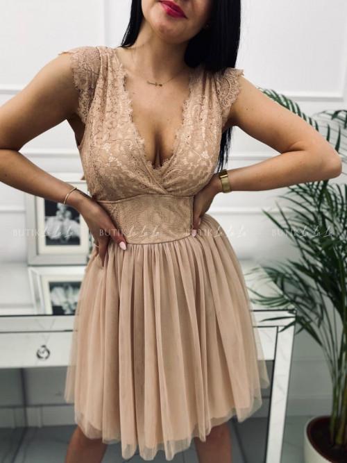 Sukienka tiulowa Estera