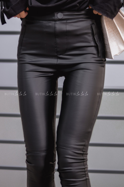 spodnie czarne Stivia