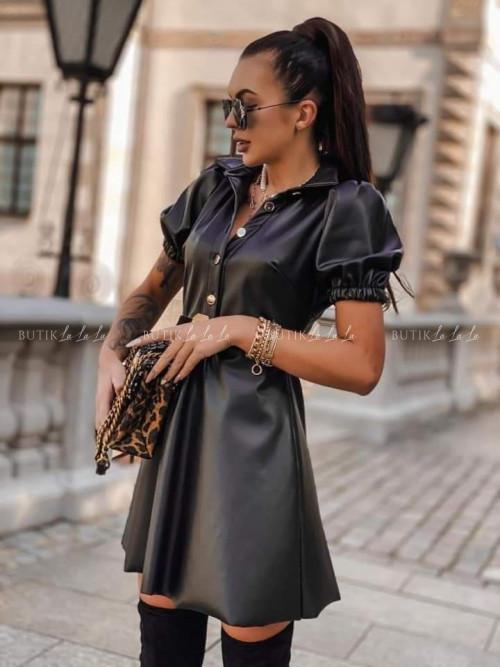 sukienka czarna Prima