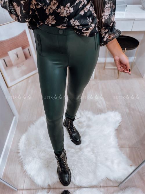 spodnie khaki Stivia