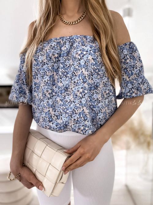 hiszpanka niebieska flowers