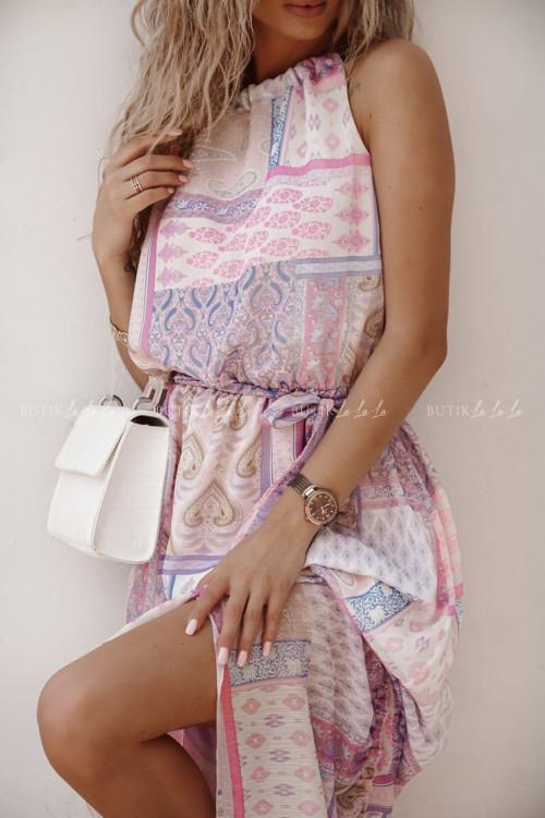 sukienka maxi Mally