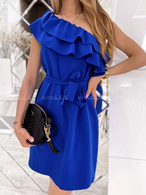 Sukienka chabrowa Bocca