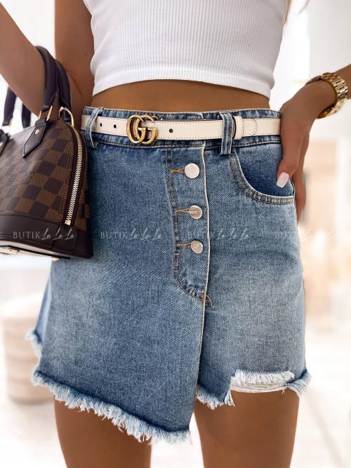 Spodenki jeans blue Mersi