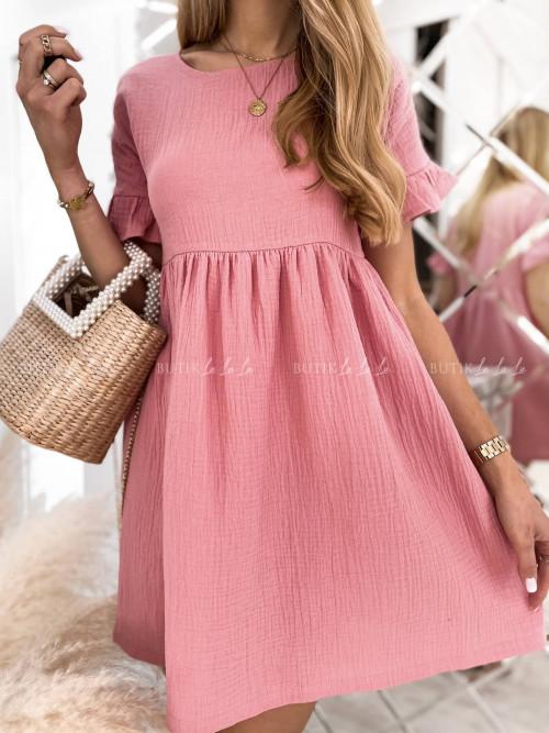 sukienka muślinowa Creo