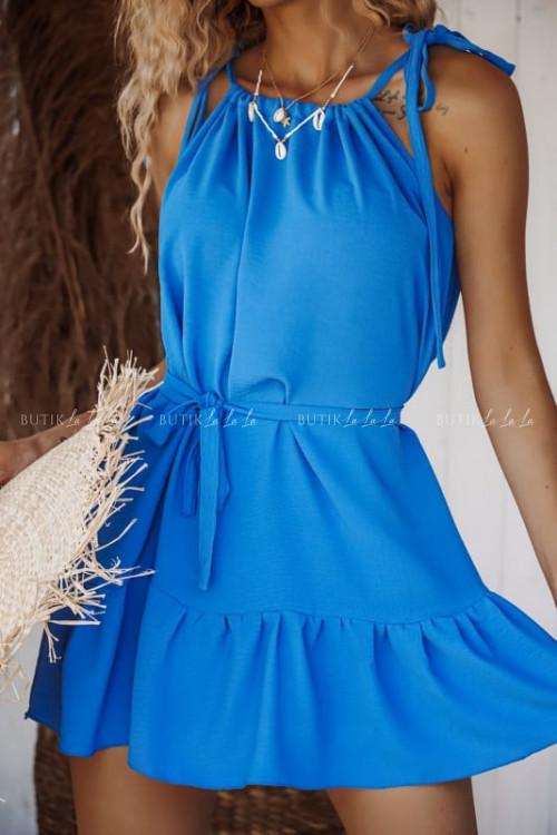 sukienka niebieska Summer