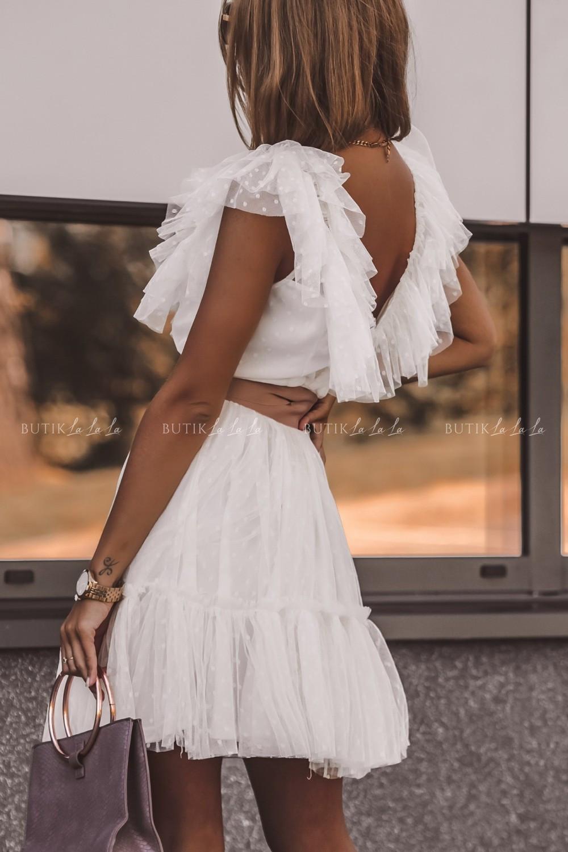 sukienka letnia zodkrytymi plecami