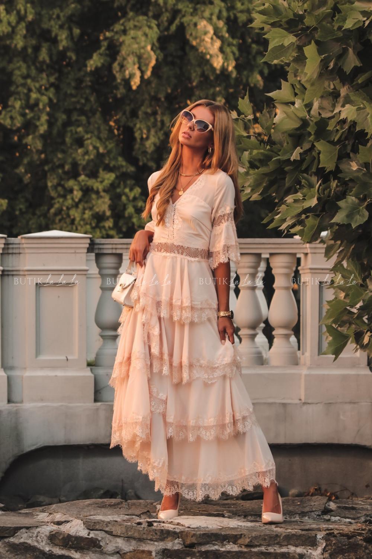 sukienka maxi na wesele
