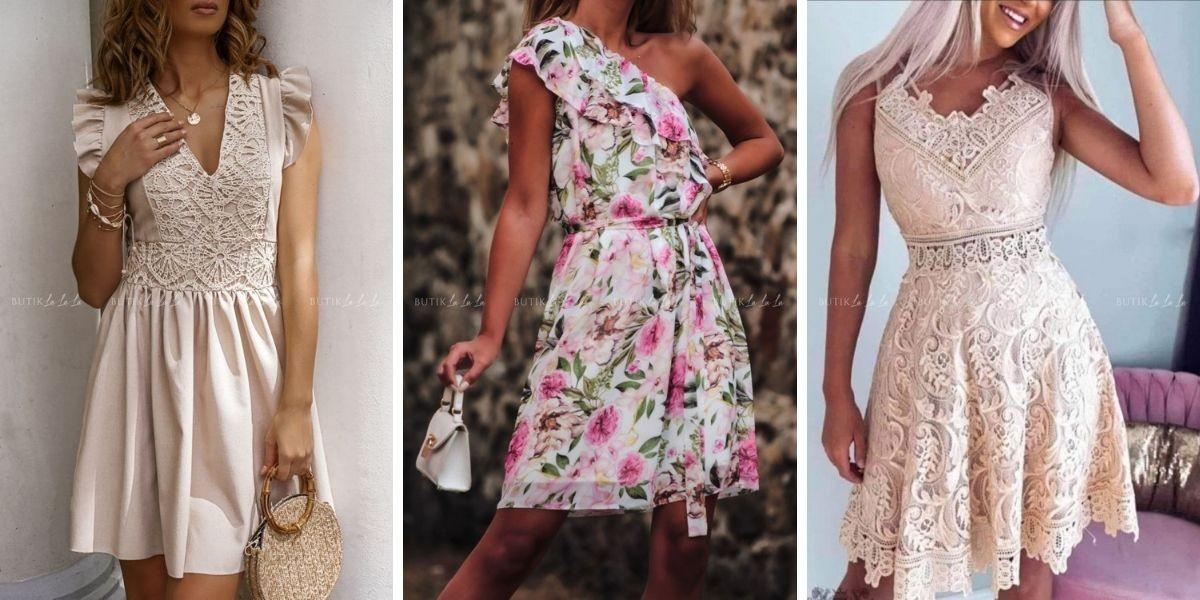 Najpopularniejsze materiały do produkcji sukienek