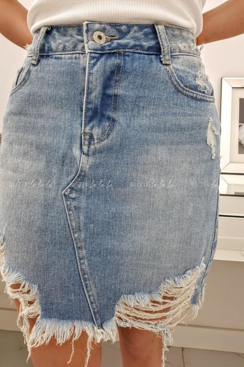 Spódniczka jeans Miss Natalie