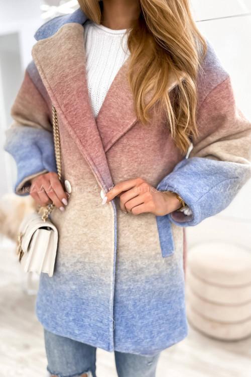 płaszcz wielokolorowy Firenze 5