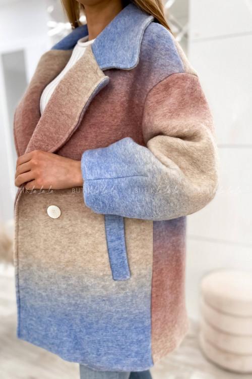 płaszcz wielokolorowy Firenze 1
