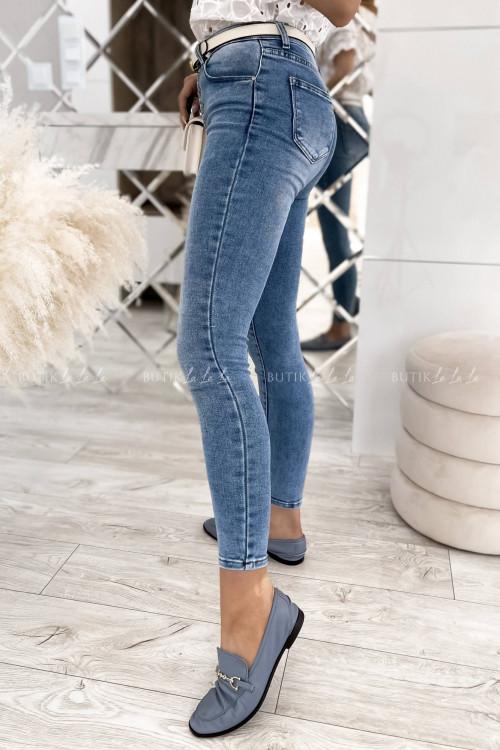 Spodnie jeans blue Fierro 2