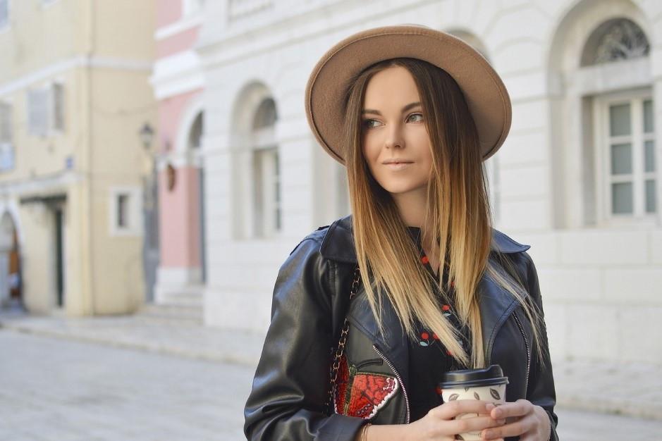 ramoneska czarna damska butiklalala.pl